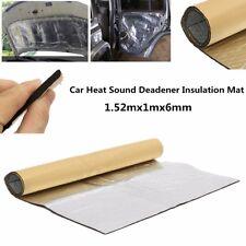60''x39'' Firewall Sound Deadener Car Roof Heat Shield Insulation Deadening Mat