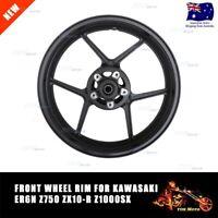 1PC Front Wheel Black Rim For Kawasaki Motorcycle Z1000SX 2009 2010 2011