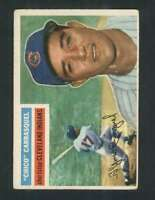 1956 Topps #230 Chico Carrasquel VGEX Indians 94727