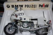 BMW R75/5 POLICE 1/15 POLISTIL NEUF BOITE MS109