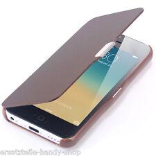 Tasche für  iPhone 5c Klap Tasche Hülle Ständer   Cover Case  Schale