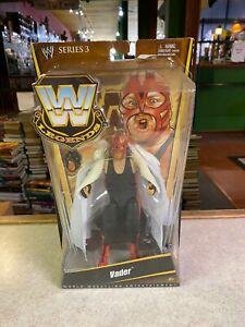 WWE Wrestling Figure NIP - Mattel 2010 Elite Legends VADER
