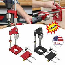 New ListingWoodworking Drill Locator-Drill Locate Guide Tools Adjustable Wood Drill Kits