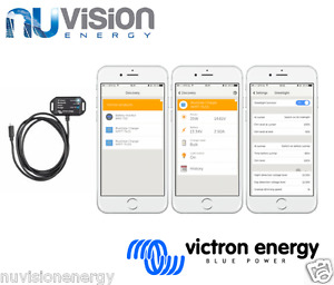 VE.Direct to Bluetooth Smart dongle for Peak Power Pack & BlueSolar MPPT