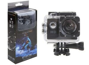 AdventurePRO Action Cam - Waterproof Video & Photo Action Camera