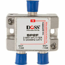 Doss TV Splitters and Combiners