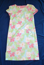 NWT Talbots Brand Floral Dress SZ 4