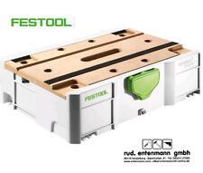 Festool Tanos Systainer SYS-MFT mobile Werkbank Multifunktionstisch 500076