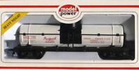 HO SCALE TRAINS MODEL POWER DOMINION SUGAR TANKER CAR