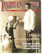 Kaiser Frazer, Abenaque Tractor, Milk bottle Cream Seperator