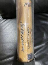 Ted Williams Signed LS baseball bat mint autograph HOF Green Diamond COA Red Sox