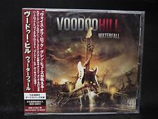 VOODOO HILL Waterfall + 1 JAPAN CD Deep Purple Trapeze Tony Martin The Cage