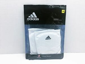 """adidas Unisex 5"""" Volleyball Performance Knee Pads - (One Pair) Small, Used Once"""