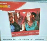 Various Artists The Ultimate Party Collection 5 Disc CD Album 2008 New Sealed
