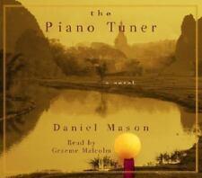 The Piano Tuner by Daniel Mason (2002, CD, Abridged)