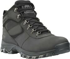 Timberland Mens Earthkeepers Mt. Maddsen Mid Waterproof Hiking Boots 7.5 8 BLACK