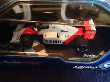 McLaren F1 MP4/2B 1985 Solido 1/43 Metal ALAIN PROST COLLECTION Brand New in Box