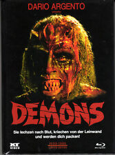 Dance of the Demons , limited Mediabook , 100% uncut , new , Cover B , Dämonen
