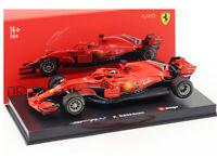 Ferrari SF-71 H (Kimi Raikkonen - 2018) in Red (1:43 scale by Bburago 18-36808R)