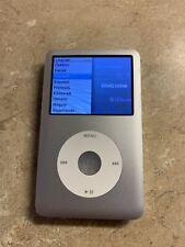 Apple iPod Classic 160Gb And Skullcandy Pipe Speaker Dock