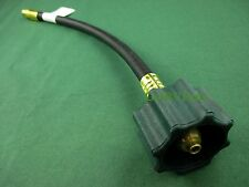 """RV Marshall LP MER425-15 Propane Pigtail Line With Inverted Flare 15"""" Long"""