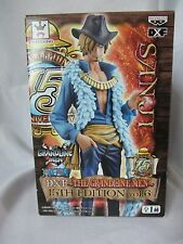 Banpresto One Piece SANJI DXF Figure ANNIVERSARY ED. Grandline Men Volume 6 NEW