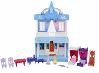Disney Frozen Pop Adventures Arendelle Castle Playset With Handle