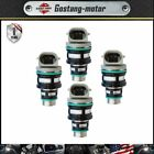 4pcs Fuel Injector 2.2 17113124 17113197 For Chevy GMC Cavalier Buick Pontica