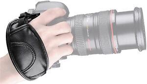 CINGHIA DA POLSO HAND STRAP GRIP ADATTO A FUJIFILM X-T3 X-T100 X-PRO1 X-PRO3 X70
