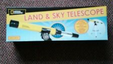 national geographic land & sky telescope BN