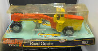 Dinky Toys Road Grader Boxed No 963 Meccano Made In England 1973 (boxed)
