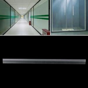 PVC Shower Screen Door Seal Strip Lining Water Stopper Bath Glass Seal Strip