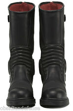 Dr Martens DM Garrick Waterproof CE Approved D30 Armour Motorcycle Touring Boots