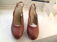 Hobbs Slingbacks 100% Leather Heels for Women