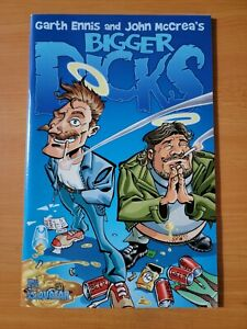 Bigger Dicks #1 Cover A ~ NEAR MINT NM ~ 2002 Avatar Comics