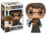 Exclusive Harry Potter with Hedwig #31 Funko Pop Vinyl New in Mint Box + P/P