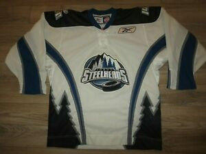 Idaho Steelheads ECHL Ice Hockey CCM Jersey Medium Med Mens