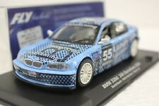 FLY A627 BMW 320d 24H BARCELONA 2004 NEW 1/32 SLOT CAR IN DISPLAY