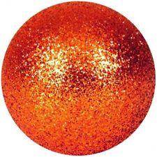 Europalms Dekokugel 3 5cm Kupfer Glitzer 48x
