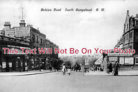 LO 301 - Belsize Road, South Hampstead, London - 6x4 Photo