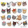 Servietten 20, Serviettentechnik Funny Cats Katzen  Ambiente 33 x 33