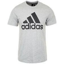 T-shirt adidas MH BOS Tee Dt9930 grau L