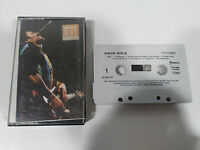 DAVE HOLE THE PLUMBER CINTA TAPE CASSETTE K7 HOLLAND EDITION 1993
