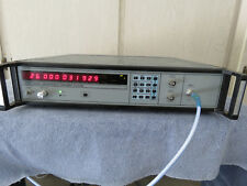 EIP 538B Microwave Frequency Counter  option 08