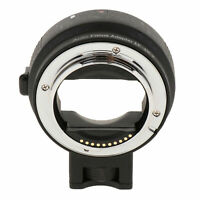 Auto-Focus Adapter for Canon EOS EF Lens to Sony E-Mount Full Frame Camera