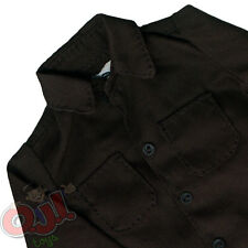 Infirmary Exclusives Black Long Sleeve Shirt for Action Figures 1:6 (7402g56)