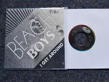 Beach Boys - I get around/ In my room = Ganz allein 7'' Single SUNG IN GERMAN