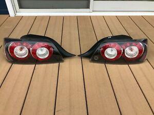 JDM 2011 Mazda RX-8 RX8 SE3P Rotory 13B Taillights Tail Lights Lamps Set OEM