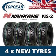 215/40/17 Nankang ns2 87v XL pneumatici x4 (Set) 2154017-x4 NUOVA COLLEZIONE 17 pollici pneumatici