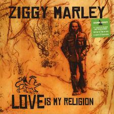 MARLEY ZIGGY LOVE IS MY RELIGION VINILE LP NUOVO SIGILLATO